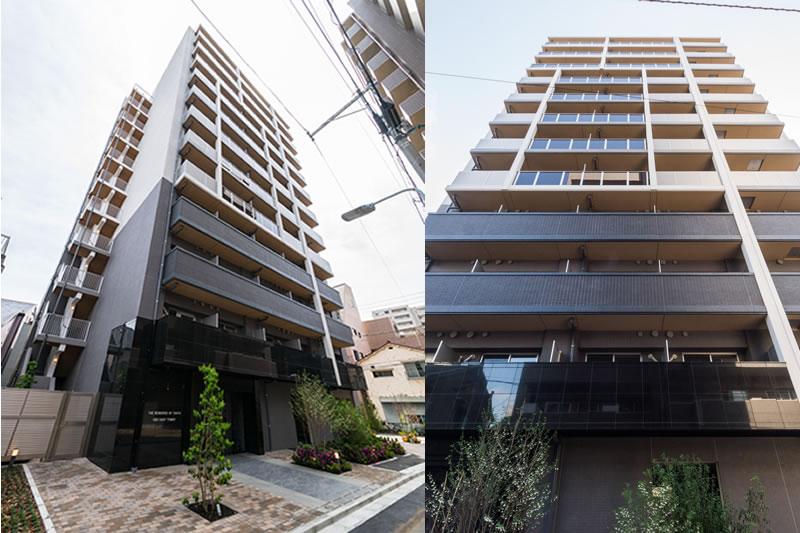 THE RESIDENCE OF TOKYO H20 EAST TOWER